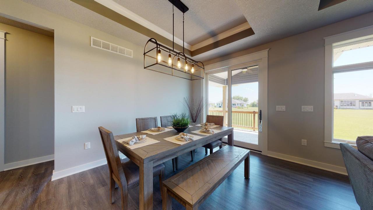 1706 Ledges Dining Room